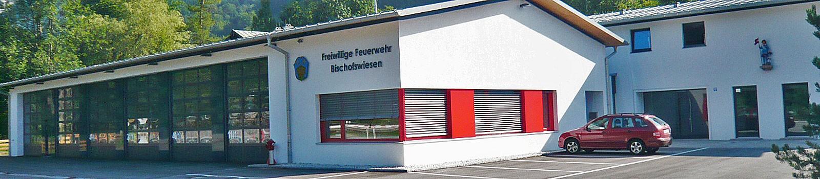 Feuerwehr-Bischofswiesen