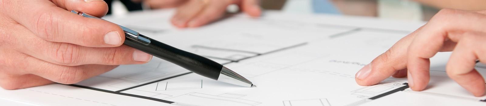 Planung und Auschreibung