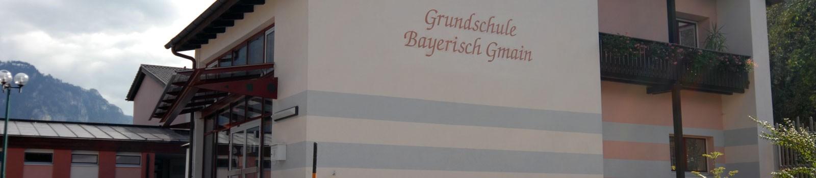 Grundschule Bayerisch Gmain