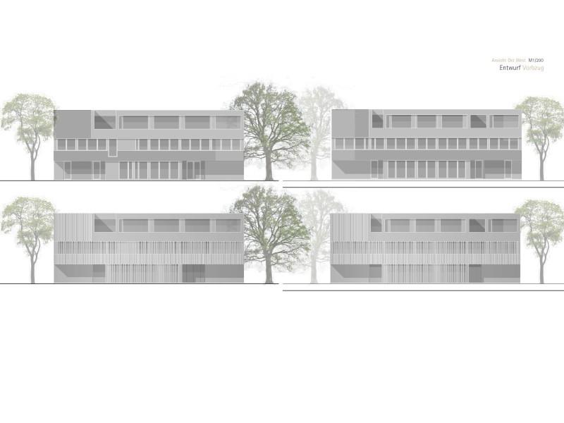 Neubau Endolab Riedering