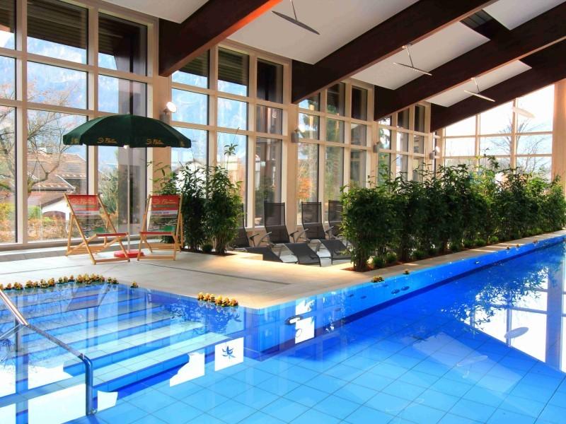 Schwimmbad Feuerwehrheim Bayerisch Gmain