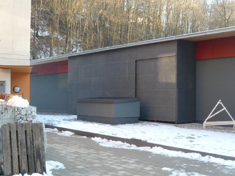Karlsgymnasium Aussenansicht