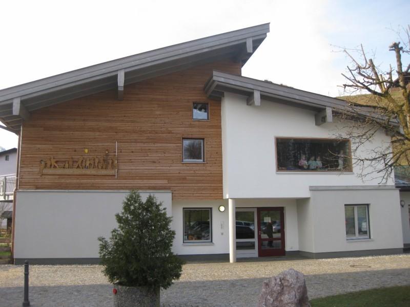 Kindergarten Schönau Eingang